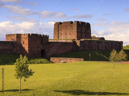 Cadres-photo bureau Con. Antique Carlisle Castle