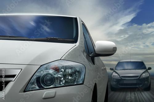 samochody-na-autostradzie