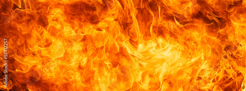 Canvas Prints Fire / Flame blaze fire flame for banner background
