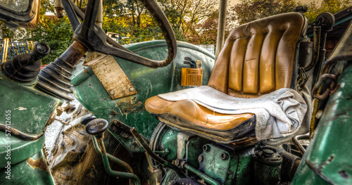 Photo  hdr sessel