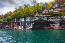 Arch Pictured Rocks