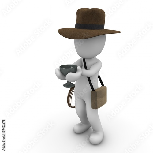 Valokuva  Indiana Jones
