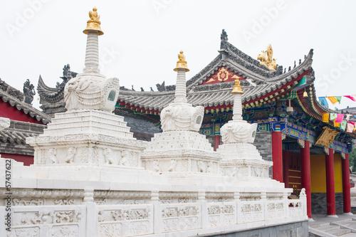 Foto op Plexiglas Xian guangren temple , Xian, China