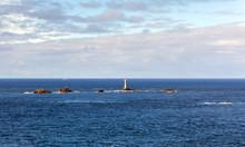 Longships Lighthouse Cornwall ...
