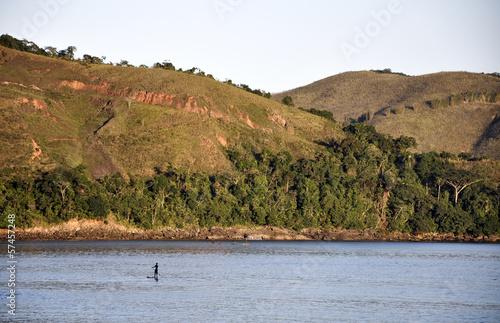 Fotografija  Beach of Bertioga (Brazil)
