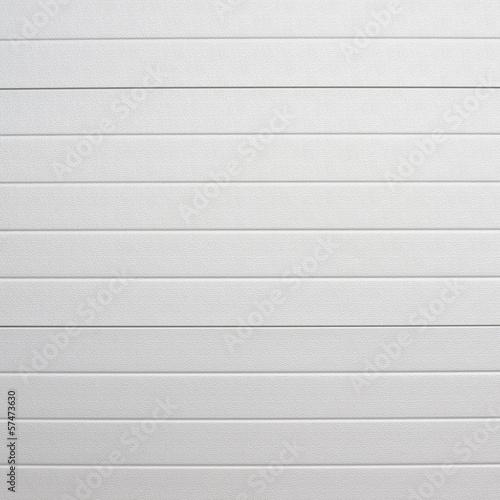 White plastic wall sheathing cover Tapéta, Fotótapéta