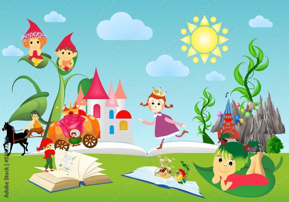 W świecie Książki I Bajki 57477238 Do Pokoju Dziecięcego