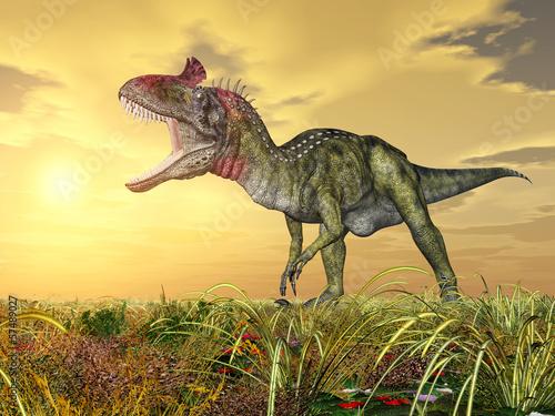 kriolofozaur-dinozaura