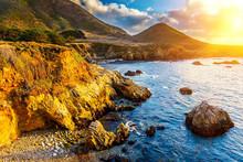 Big Sur Rocks