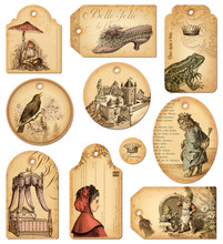 Fairy Tale Gift Tags