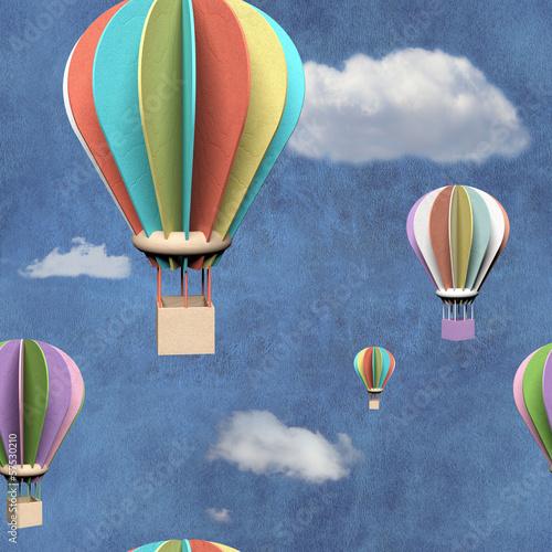 bezszwowy-wzor-z-3d-lotniczymi-balonami-w-niebieskim-niebie