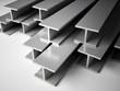 Leinwandbild Motiv Structural steel
