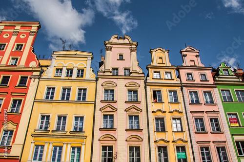 Wonderful day in Wroclaw, autumn theme © oleksajewicz