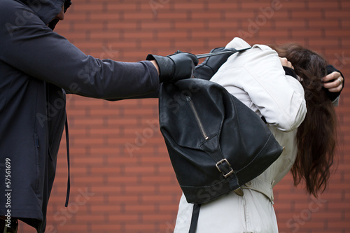 Photo Assaulting a student
