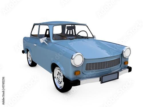 Fotografia  Trabant 601 DDR