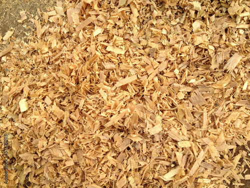 Valokuvatapetti Sawdust textures background