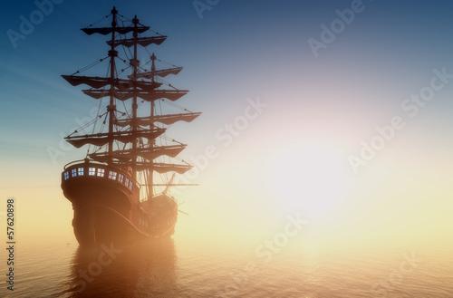 jacht-na-morzu