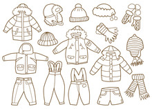 Collection Of Winter Children'...