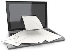 Notebook Postfach