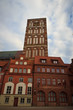 Townhall in Stralsund Germany