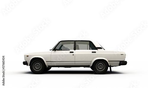 old car profile © aleciccotelli