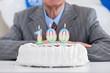 Leinwanddruck Bild - One hundred birthday