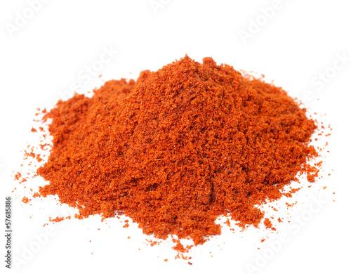 Obraz na plátne paprika powder
