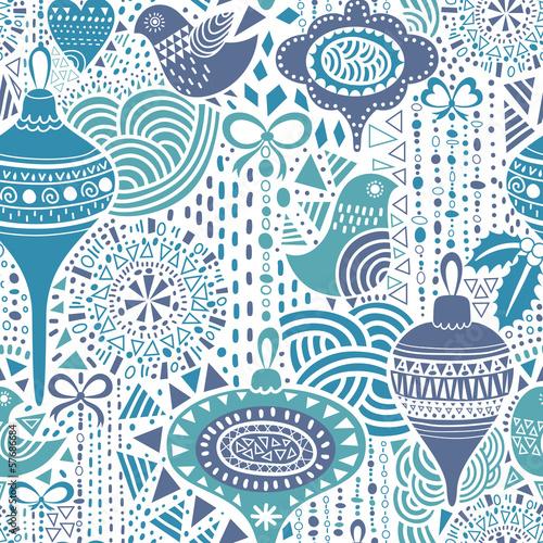 swiateczny-niebieski-wzor