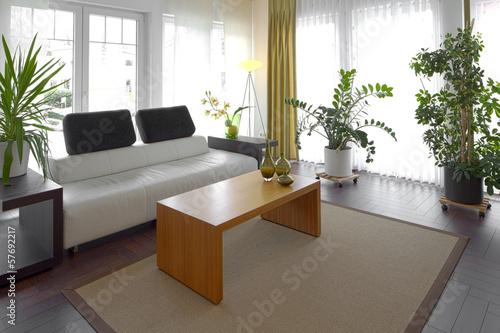 Wohnzimmer Moderne Wohnung