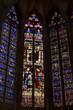 Vitrail - Basilique Saint-Nazaire, cité médiévale - Carcassonne