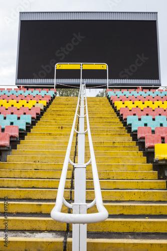 In de dag Stadion im Stadion
