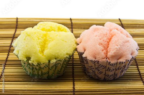 Dessert Thailand - uld kage Wallpaper Mural