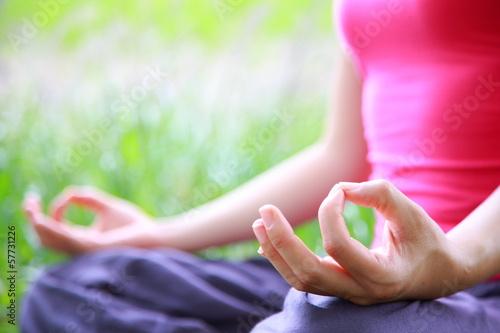 Fotografie, Obraz  瞑想