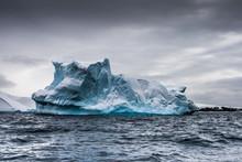 Intense Iceberg Near Vernadsky...
