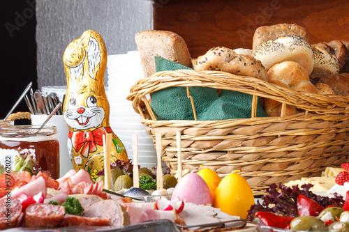 Photo  Foodstuff Easter / Ostermenü