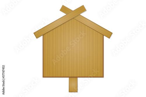 立て札 Adobe Stock でこのストックイラストを購入して類似の
