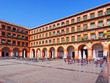 Corredera Square in Cordoba, Spain