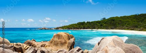 Fotografia Seychelles, La Digue island