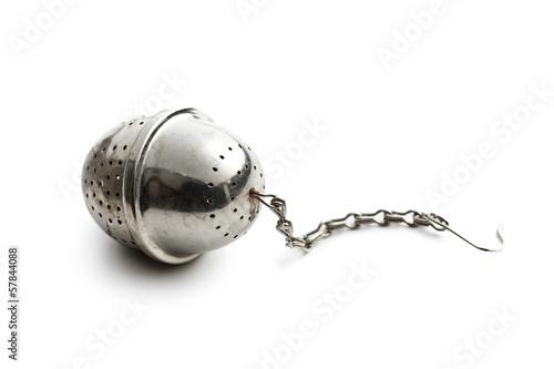 Valokuva  metal tea strainer