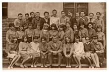 High School Classmates - Circa...