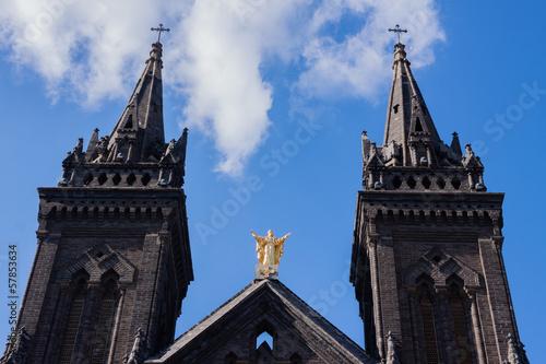 Fotografie, Obraz  Sacred Heart Cathedral of Shenyang