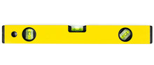 Yellow Spirit Level.