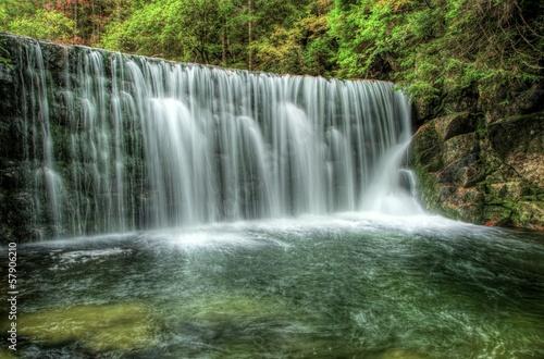 Czech waterfall