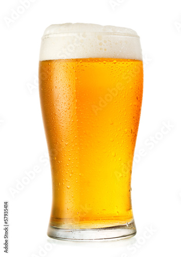 Fotografia glass of beer