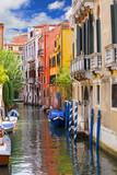 architektura Wenecji. Włochy. - 57938422