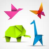 origami zestaw