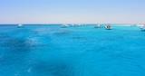 Fototapeta Do akwarium - Wakacje w Egipcie