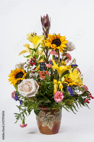 Valokuva  Bouquet of Flowers