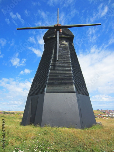 Stampe  smock windmill