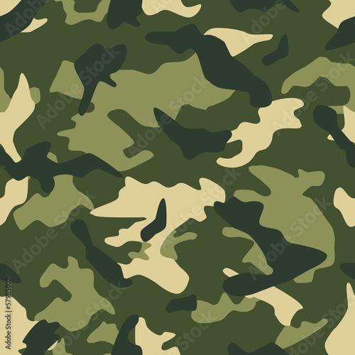 Fotografía  Green Camouflage